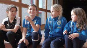 Mädchen Fußball Mädchenfußball Verein Fußballverein Österreich Wien