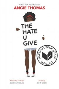 "Cover des Buches ""The Hate U Give"""