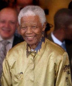 Artikel: Nelson Mandela Biografie