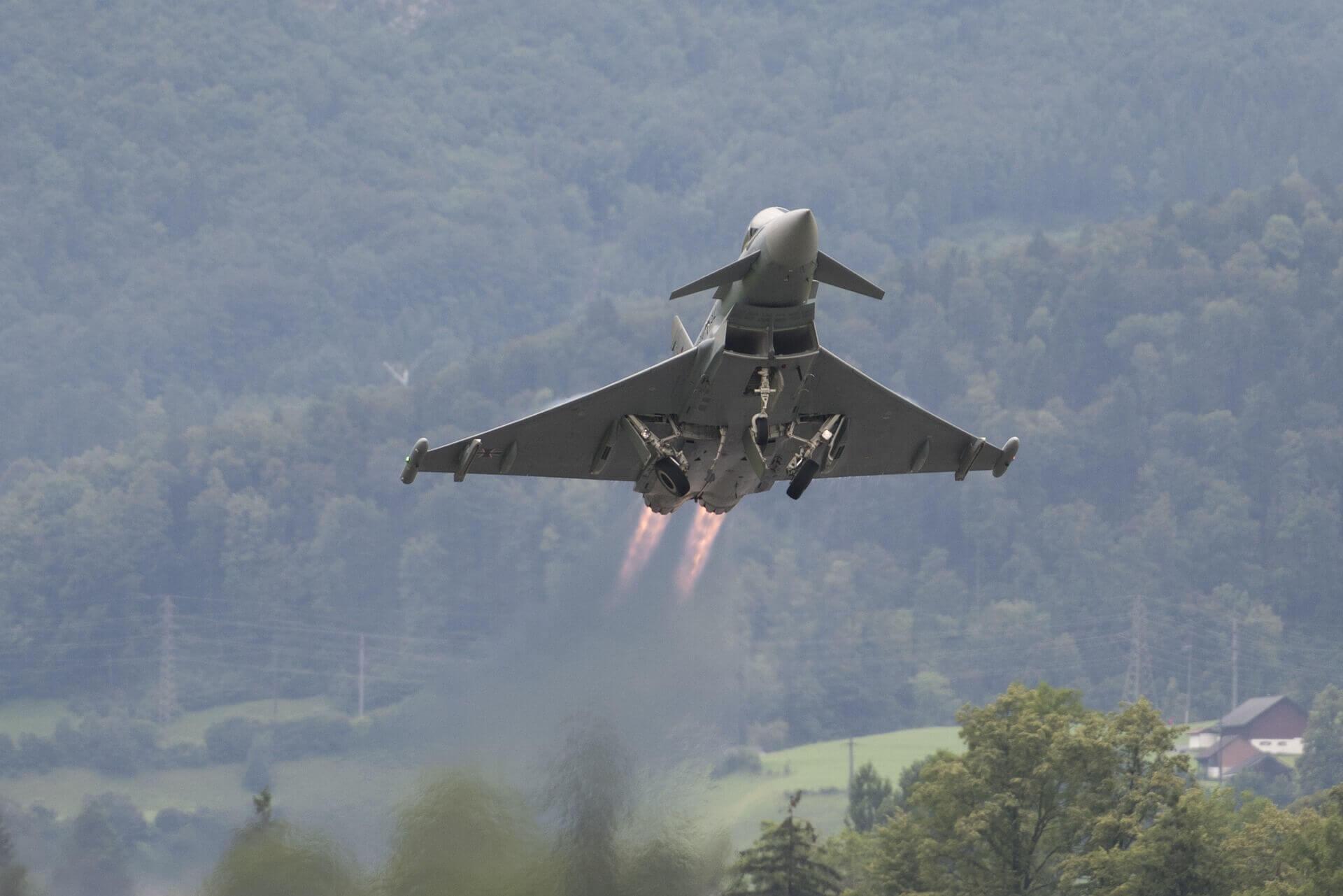 Grasser untersützte scheinbar den Eurofighter Deal von Anfang an.
