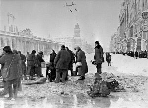 Dmitri Schostakowitsch Leningrader Blockade