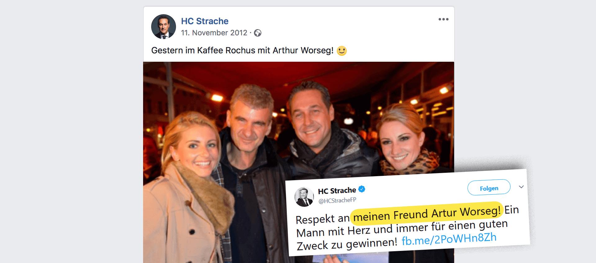 Worseg & Strache: Mehr öffentliche Gelder für Privatklink Währing