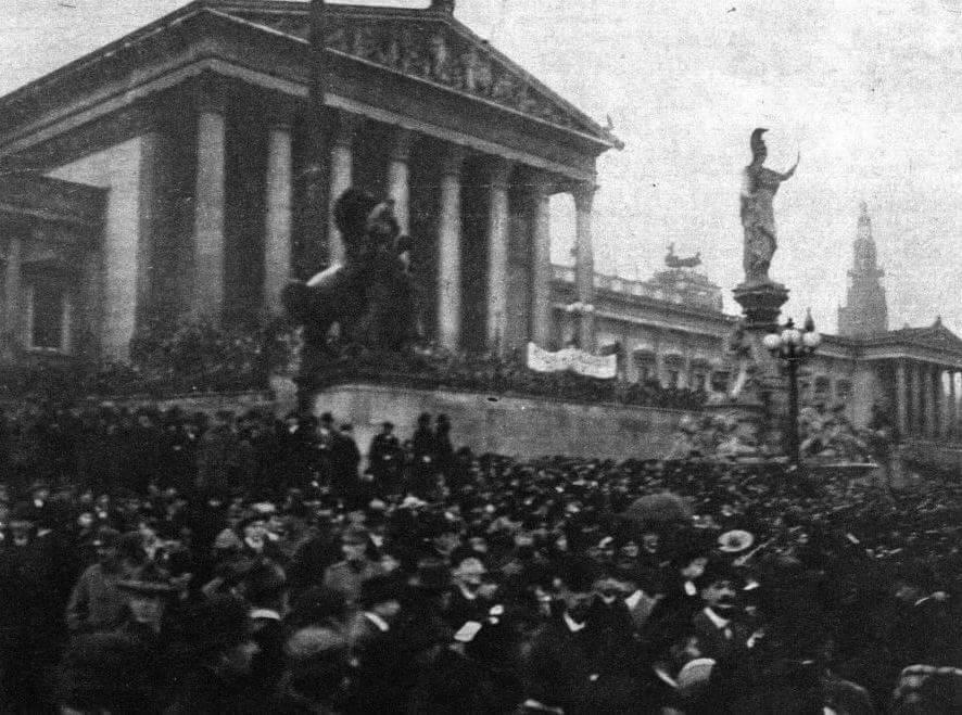 Wie Es Zur Gründung Der Republik österreich 1918 Gekommen Ist