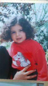 Gazal Sadeghi Kinderarmut