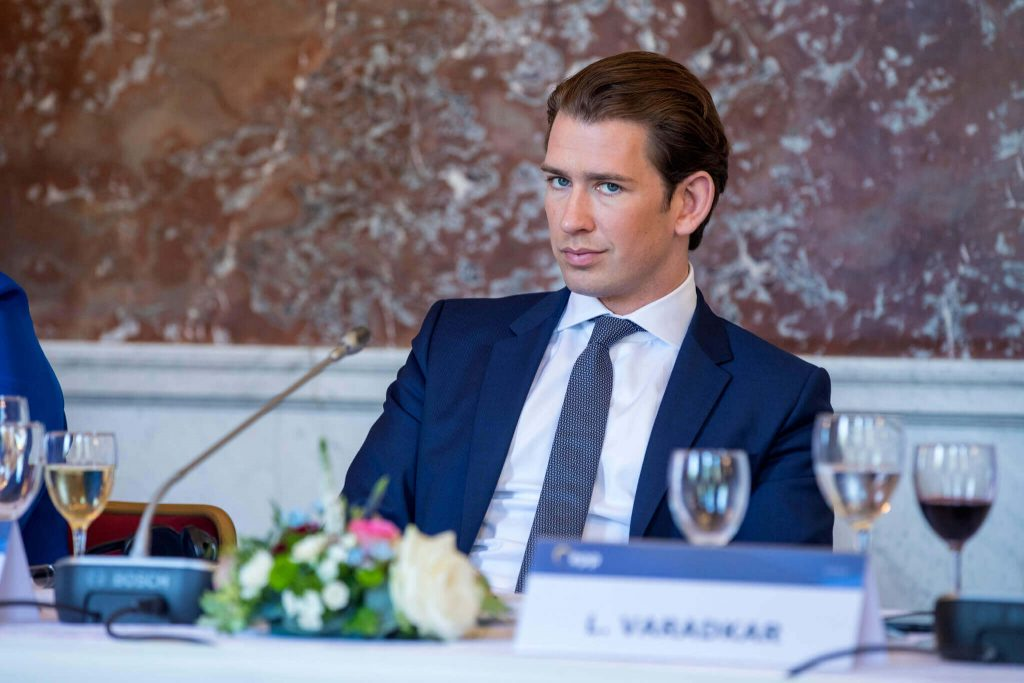 Kurz wettert gegen Tal Silberstein und die FPÖ
