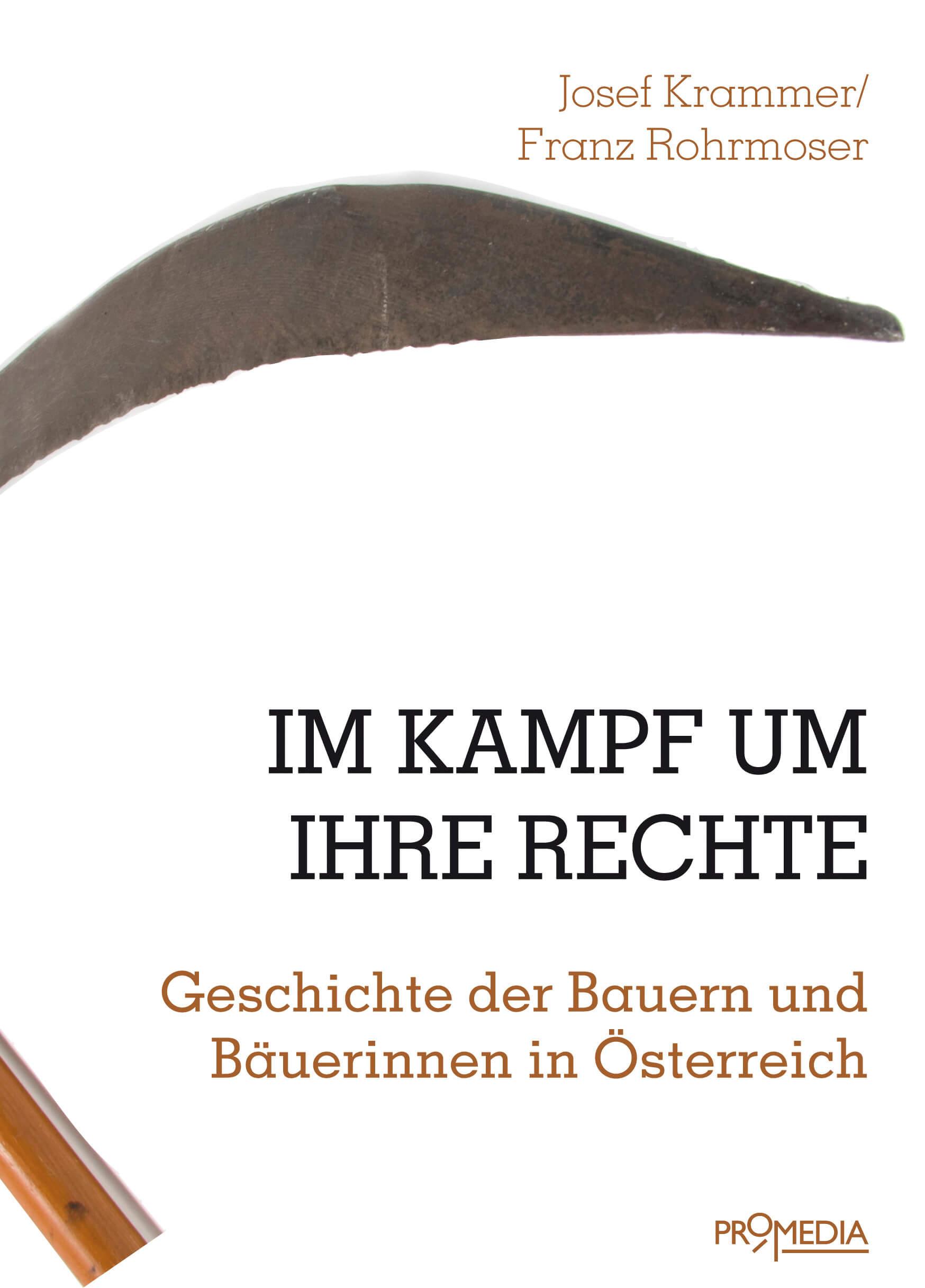 Bergbauern Kleinbauern Josef Krammer