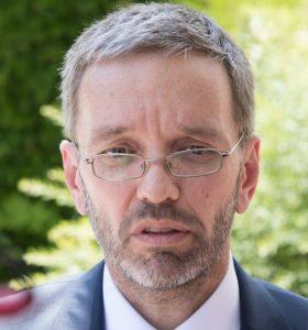 Minister Ranking Regierung Österreich (Herbert Kickl)