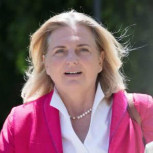 Minister Ranking Regierung Österreich (Karin Kneissl)