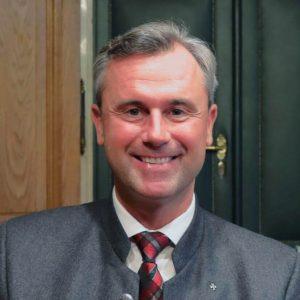 Minister Ranking Regierung Österreich (Norbert Hofer)
