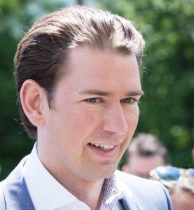 Minister Ranking Regierung Österreich (Sebastian Kurz)