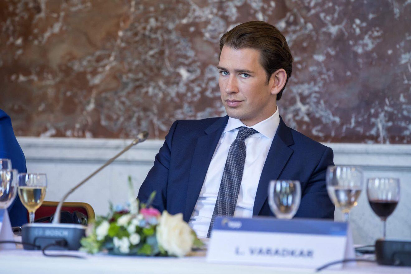 Tiroler Bau-Tycoon soll eine Million für Sebastian Kurz gespendet haben