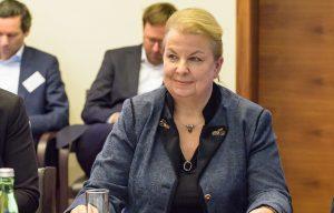 schmid blümel chats: Beate Hartinger-Klein von der FPÖ hat als Ministerin 2018 die Aktion 20.000 eingestampft.