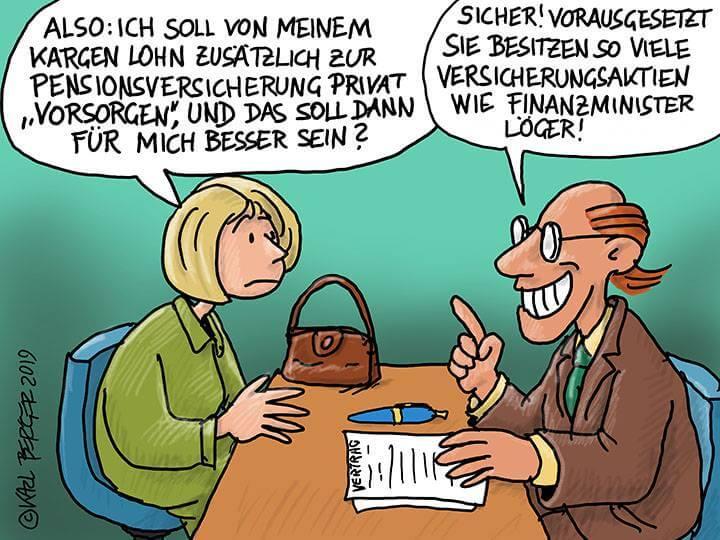 Private Pensionsversicherung
