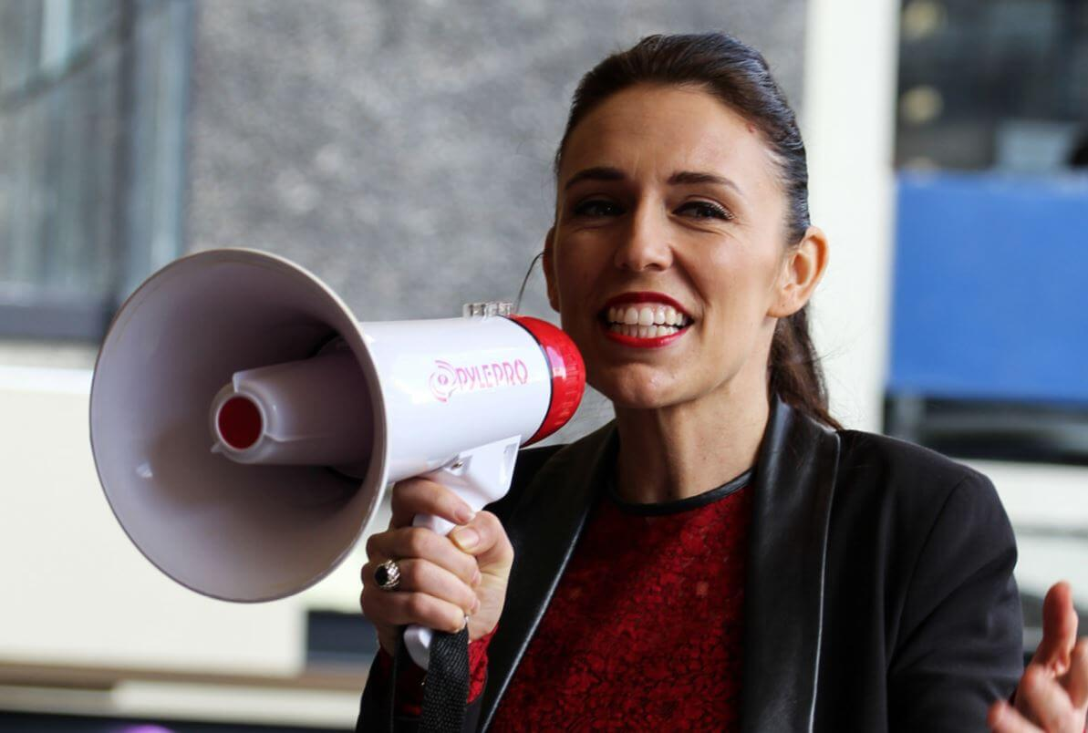 Jacinda Ardern Christchurch Rede Terrorist
