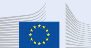 Das Logo der Europäischen Kommission