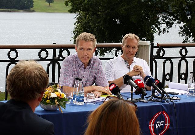 Rechte Parteien werden eine Allianz nach der EU-Wahl bilden mit dabei die Dänische Volkspartei