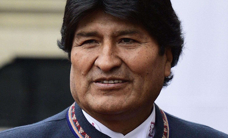 Evo Morales CC BY-SA 2.0