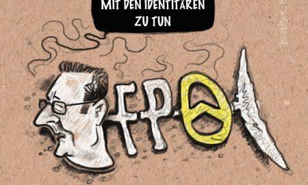 Identitäre - Die FPÖ in der Identitätskrise