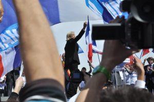 Eine populäre Form des Rechtspopulismus: die RN