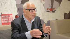 Jean Ziegler im Interview mit Kontrast.at