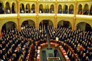 In Ungarn bestimmt Orbán die Gesetze