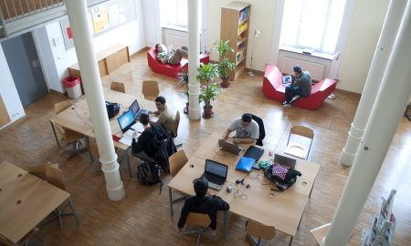 HTL Ottakring - Bibliothek