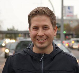 Kevin Kühnert, Vorsitzender der deutschen Jungsozialisten