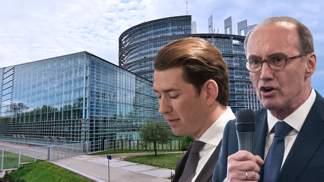 So stimmt die ÖVP in der EU: Gegen höhere Löhne, aber für Steuerbetrüger und Glyphosat