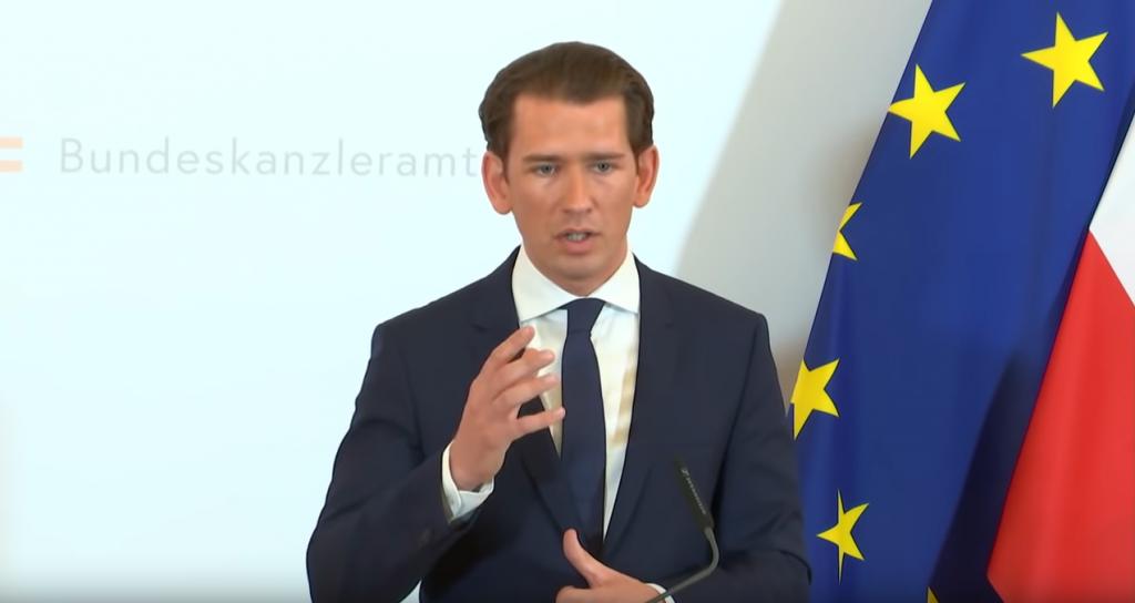 Kurz redet über Tal Silberstein und die FPÖ