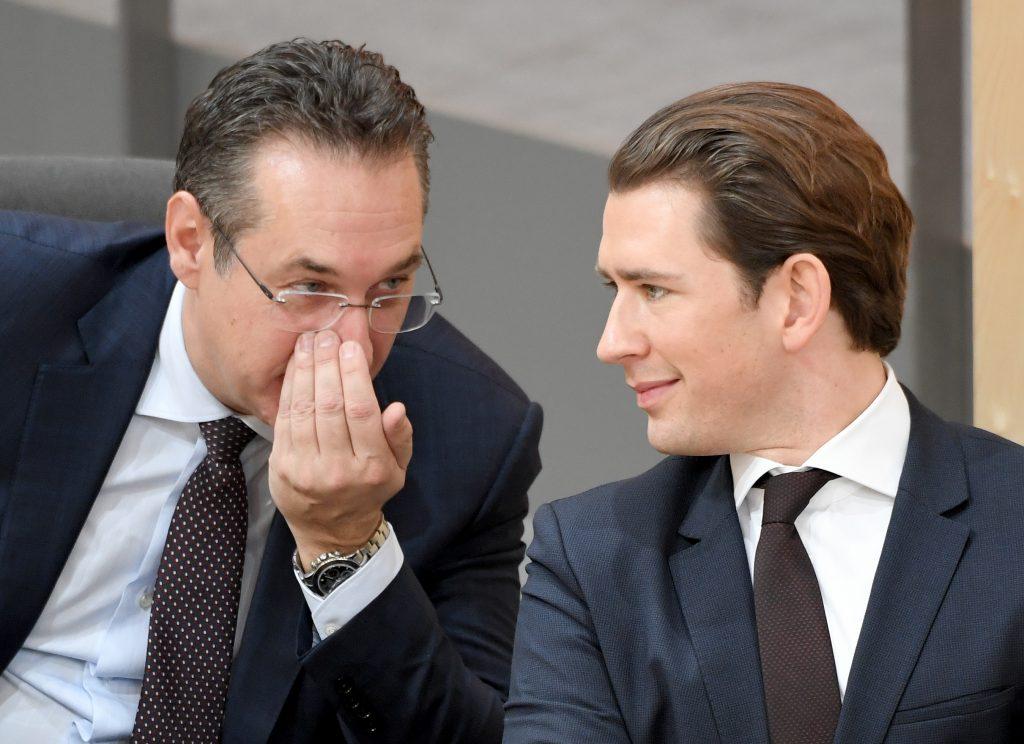 500.000 Euro Spesen Strache als Sportminister