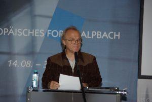 Köhlmeier reicht's mit der FPÖ und ihren Einzelfällen