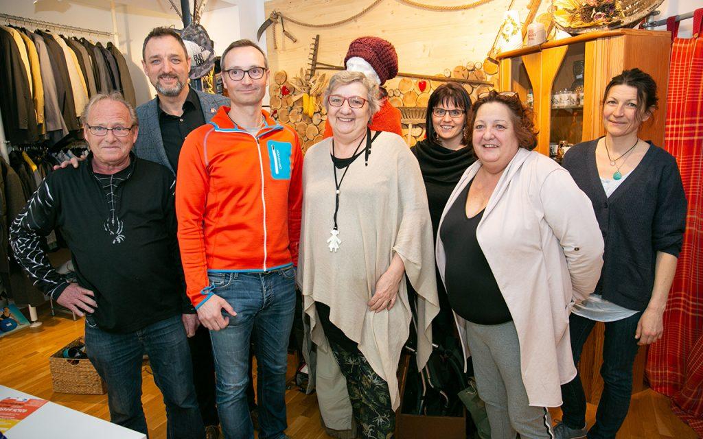 AMS Sozialprojekt Mein Laden in Mattersburg