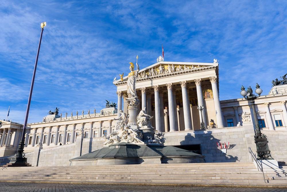 EU Steuerpolitik im österreichischen Parlament