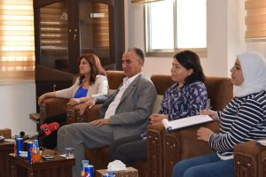 Führung in Rojava