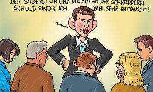 Sebastian Kurz will andere anpatzen