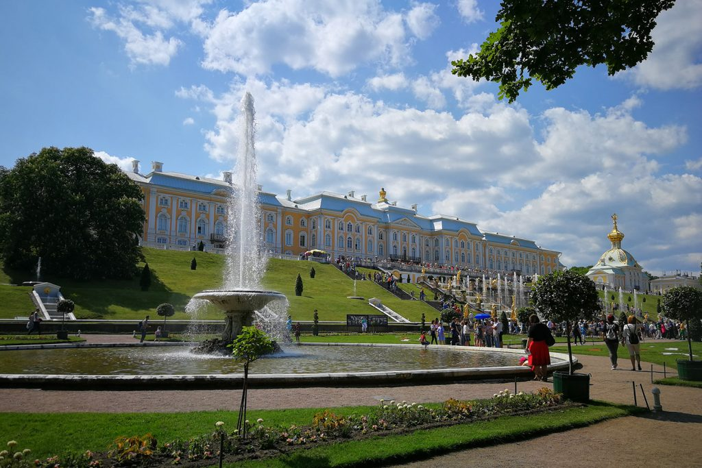 Sankt Petersburger Peterhof