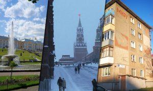 Fotostrecke Russland: Was hinter der Klischee-Fassade eigentlich steckt