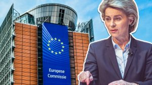 EU, Kommission, Ursula von der Leyen