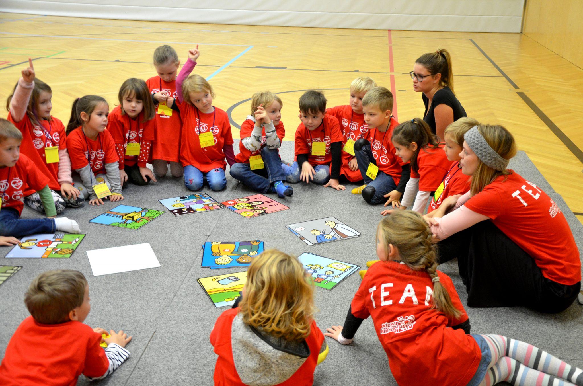 Kinderrechte Workshop