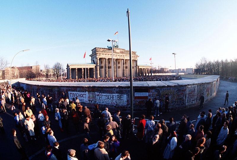 Paneuropäisches Picknick als Vorbote des Mauersturzes 1989