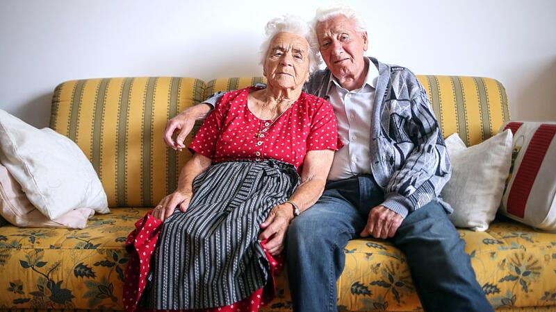 Ehepaar in Oberösterreich getrennt: sie darf nicht in sein Pflegeheim