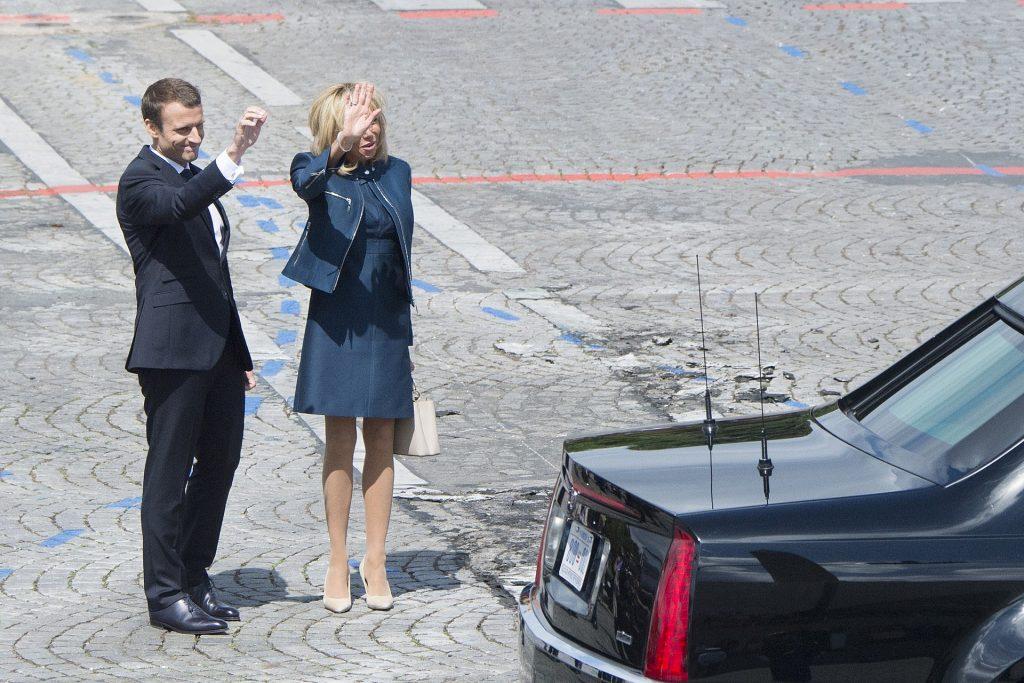 Macron schweigt zu Polizeigewalt in Paris