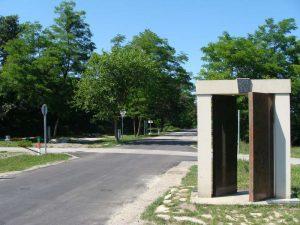 Denkmal erinnert an 19.08.1989