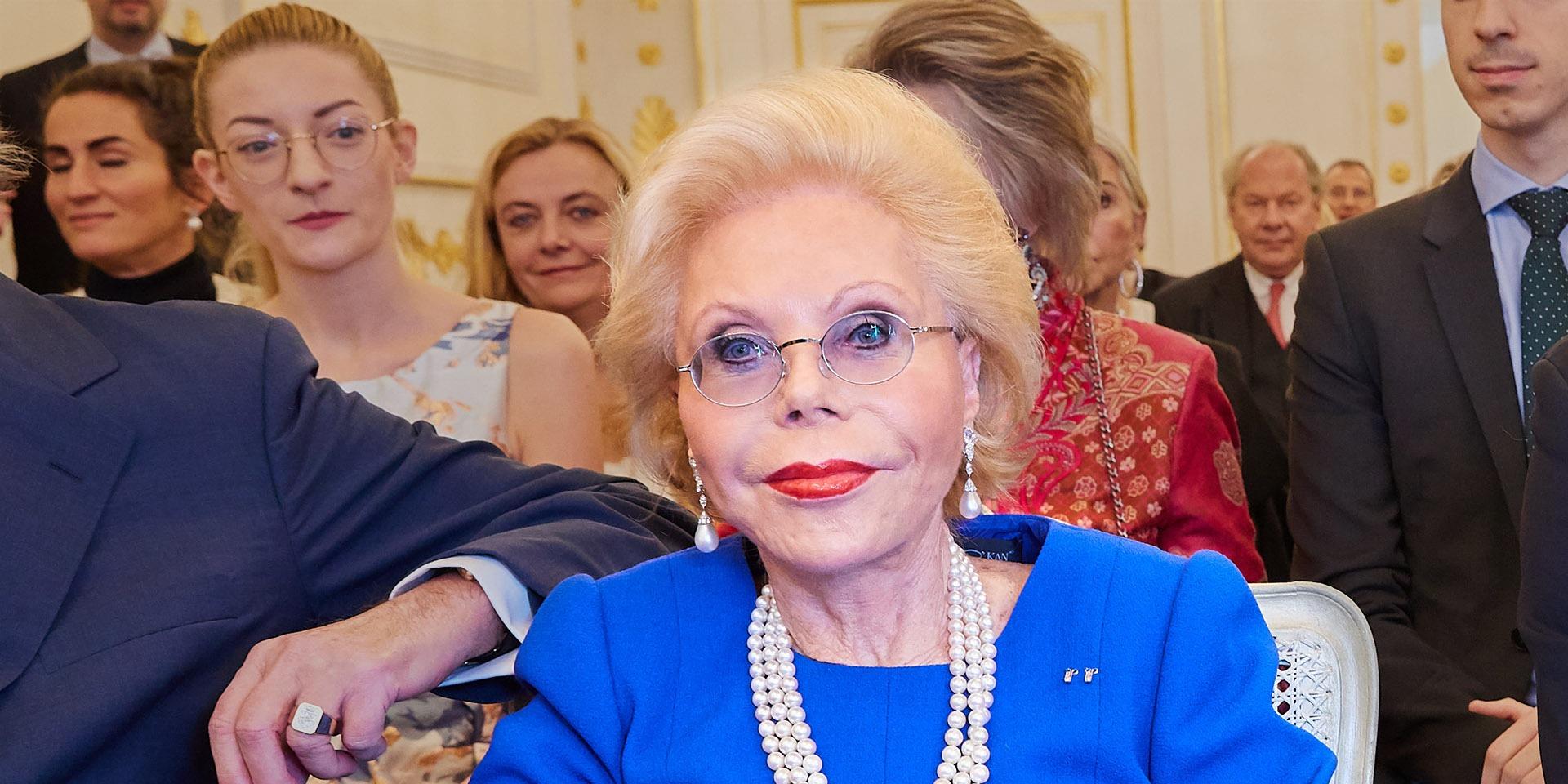 Heidi Horten hat beispielsweise ihr Vermögen durch Erbschaft erhalten.