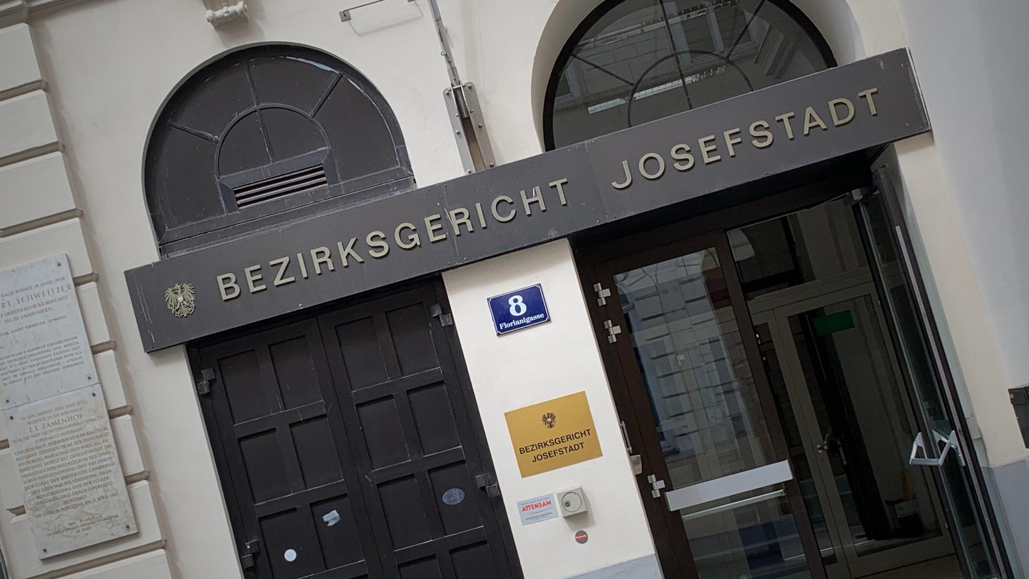 Berzirksgericht Josefstadt Justiz Kürzungen Sparkurs