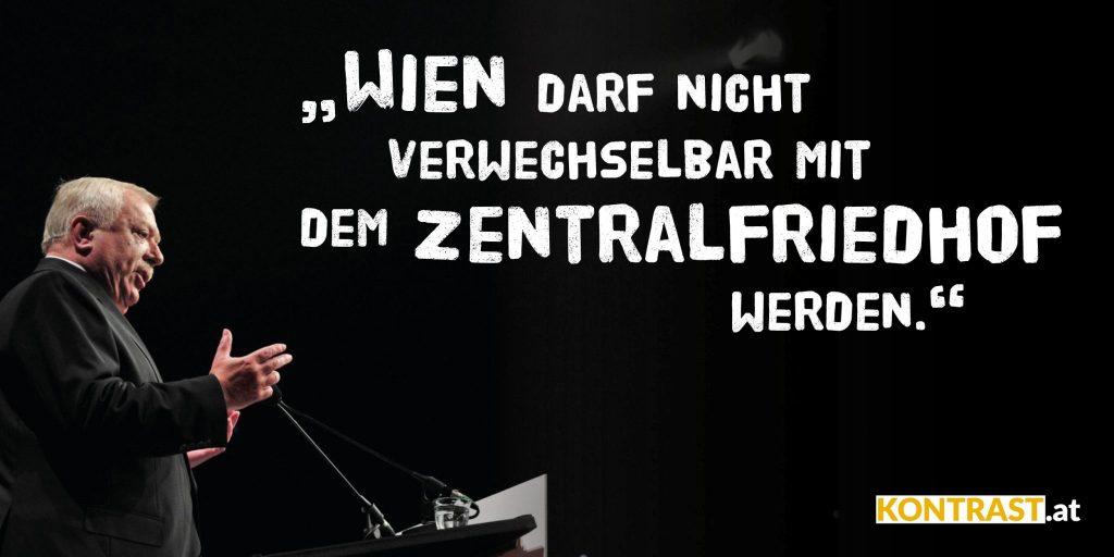 Michael Häupl Sprüche Zitate Best Of