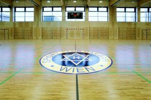 Die Sporthalle der Hakoah ist immer sehr gut ausgelastet. ©Hakoah (Artikel zu 110 Jahre SC Hakoah Wien, Juden, Antisemitismus)