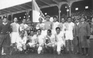 """""""Österreichischer Fußballmeiser 1925"""" SC Hakoah Wien. (Artikel zum Thema Juden & Antisemitismus)"""