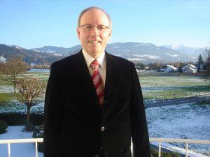 Den Ärztemangel kennt auch Wolfgang Hilbe