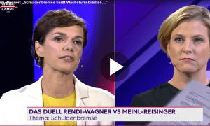 """""""Die Neos haben mit ÖVP und FPÖ die Rechte der Arbeitnehmer ausgehebelt"""" - Das war das Puls4 Wahlduell"""